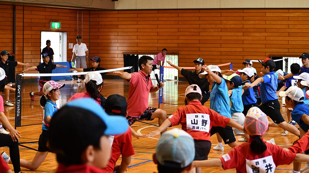 第10回ジュニアソフトテニスアカデミーin甘楽2019, 浅川陽介