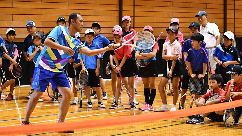 第10回ジュニアソフトテニスアカデミーin甘楽2019, 髙川経生,ヨネックス