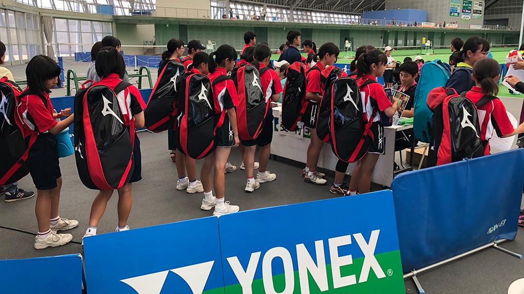 ヨネックスソフトテニスワールドチャレンジIN埼玉,埼玉県ソフトテニス連盟,くまがやドーム