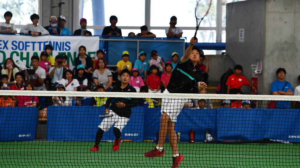 芝東中,野口黒坂,ソフトテニス