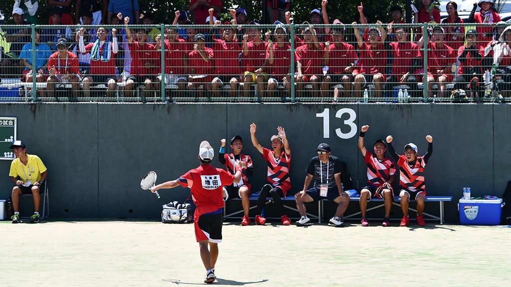 2019インターハイソフトテニス競技,北海道科学大学高校,北科大