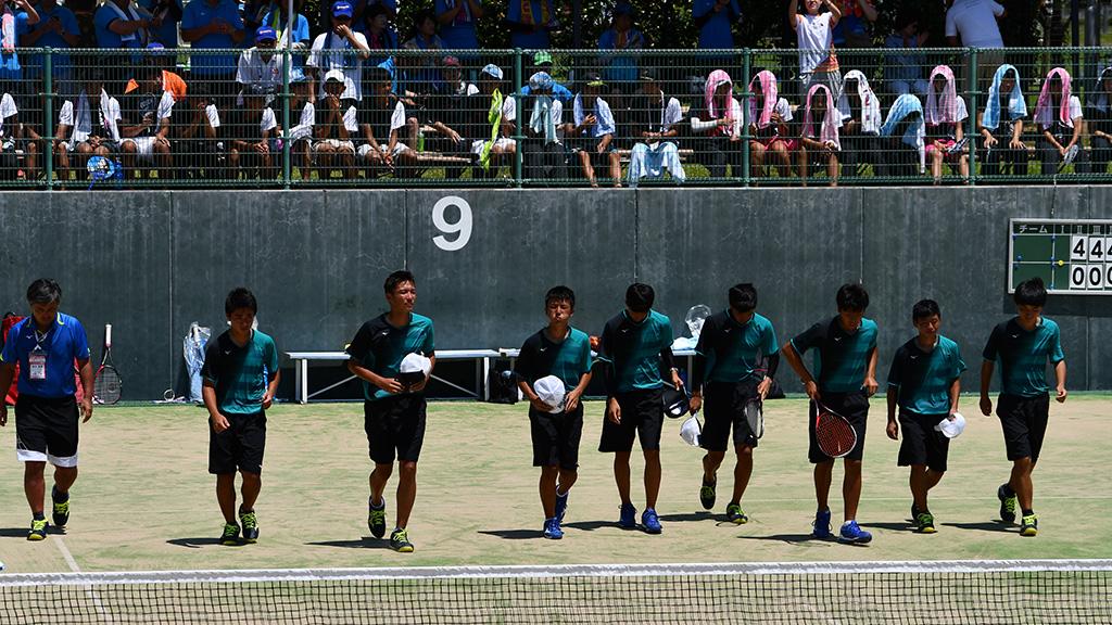 2019インターハイソフトテニス競技,羽黒
