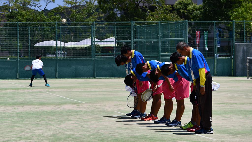 2019インターハイソフトテニス競技,高崎商業