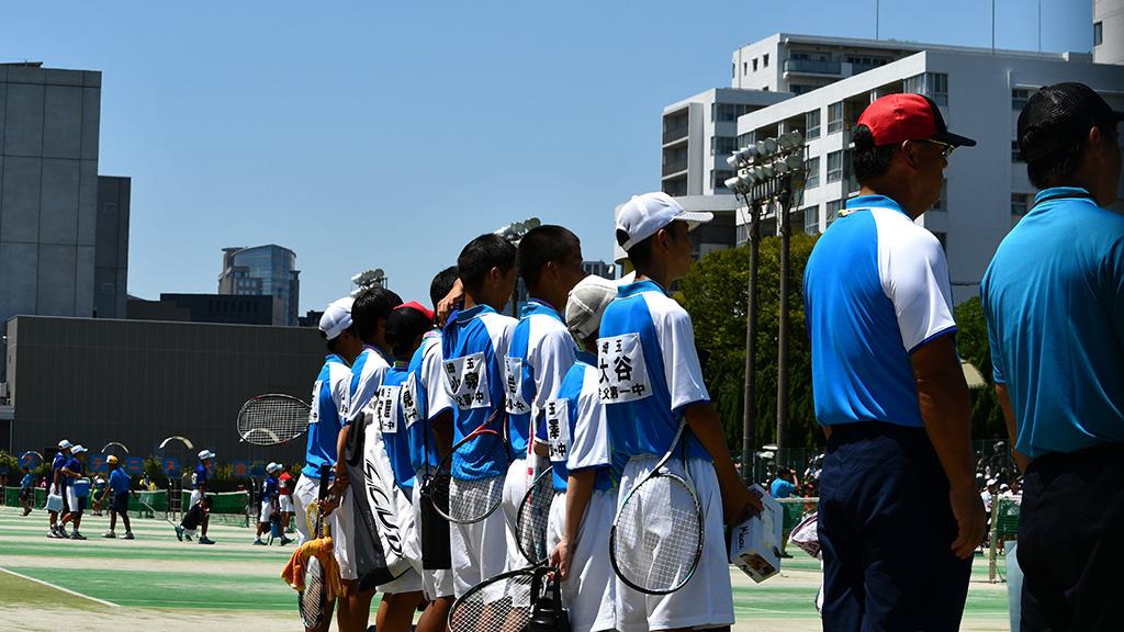 2019関東中学校ソフトテニス大会,埼玉県,秩父第一中
