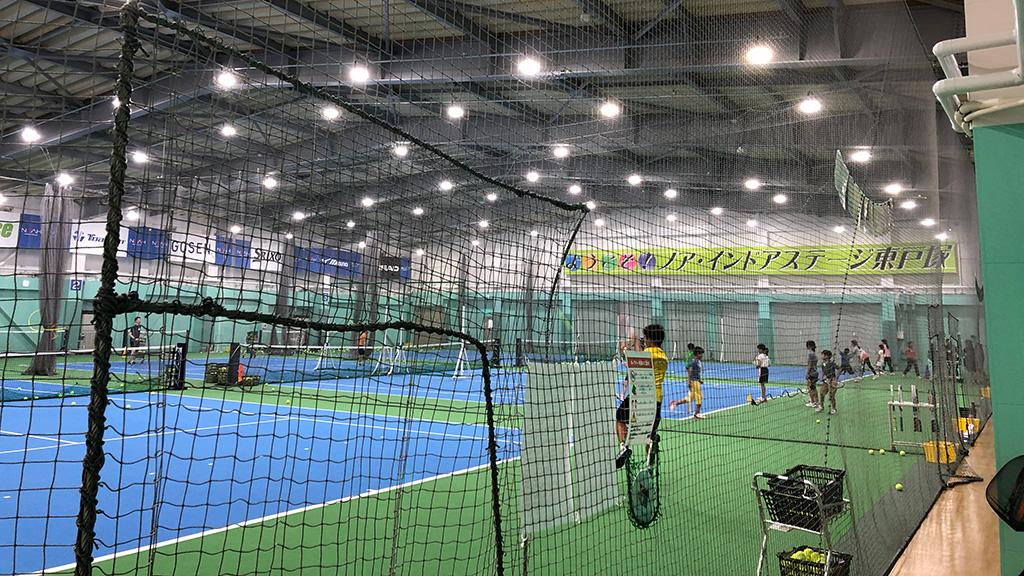 ノアインドアステージ,テニススクールNOAH,ソフトテニスクラス