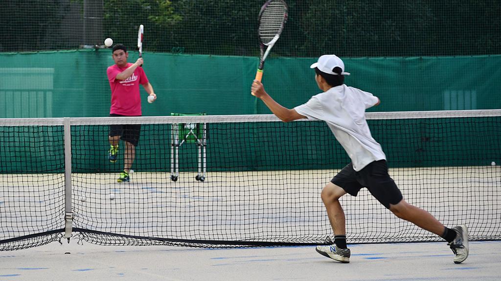 ソフトテニスレッスン,ソフトテニスコーチ,ソフトテニススクール