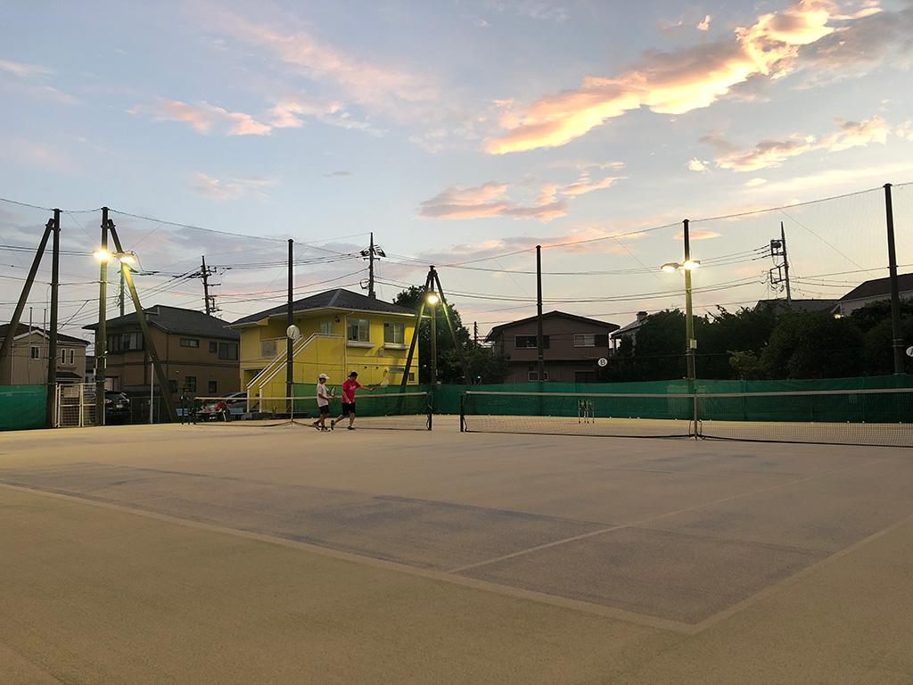 テニスガーデンセリガヤ,神奈川県横浜市,ソフトテニススクール