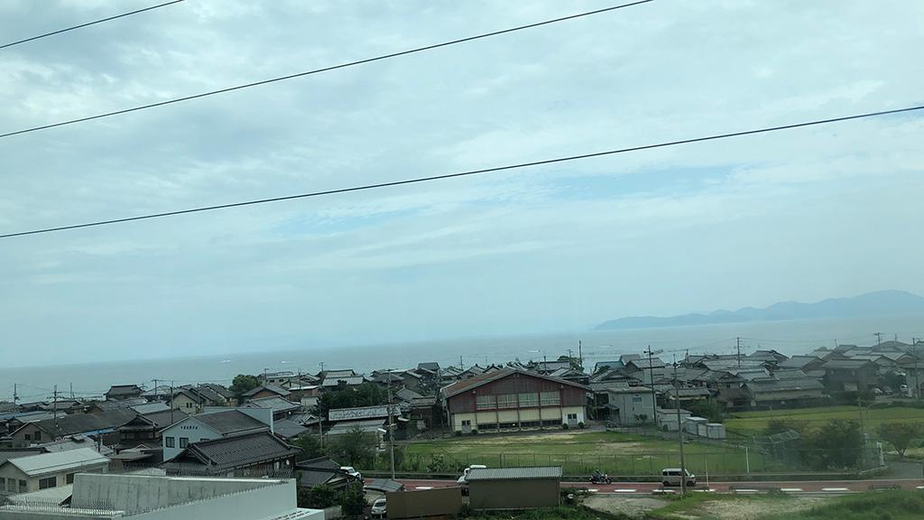 JR湖西線,琵琶湖