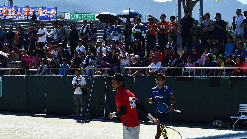 2019全日本社会人ソフトテニス選手権,船水中本,ヨネックス・福井県庁