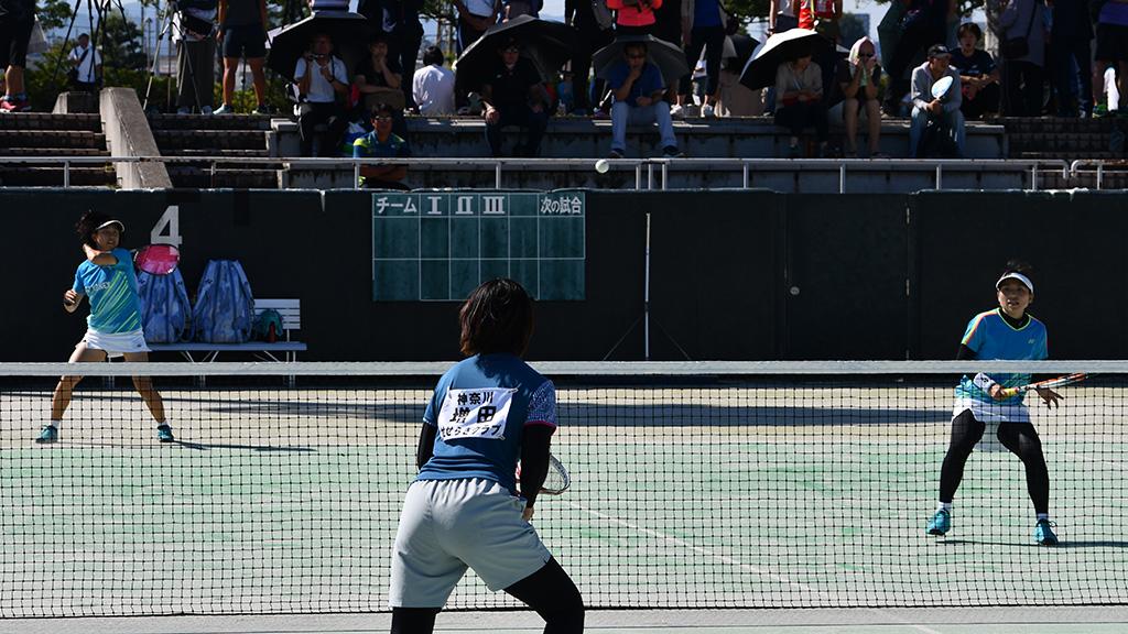 2019全日本社会人ソフトテニス選手権,徳川黒木,ヨネックス