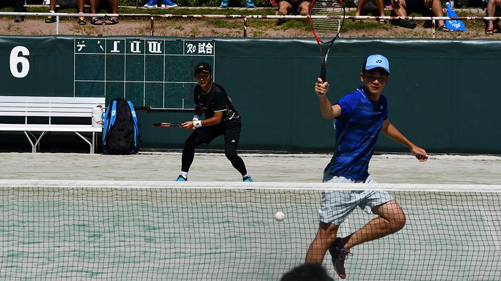 2019全日本社会人ソフトテニス選手権,鹿島星野,都城市役所・京都第二赤十字病院