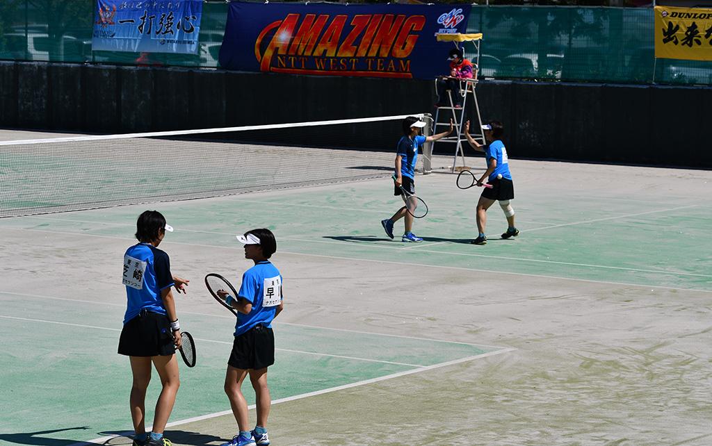 2019全日本社会人ソフトテニス選手権,ナガセケンコー,ソフトテニス女子実業団
