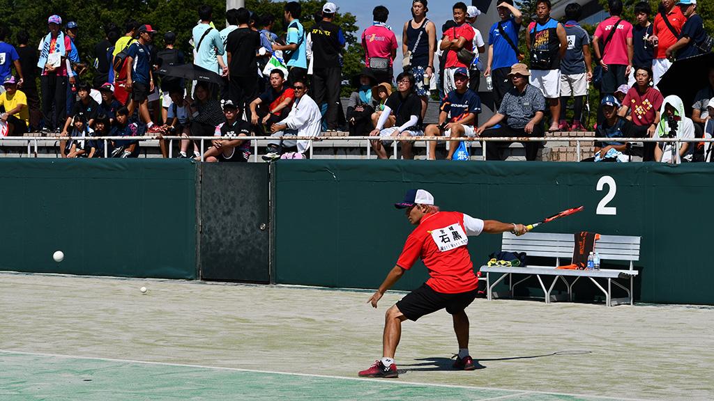 2019全日本社会人ソフトテニス選手権,あゆタロウ,石黒湧己