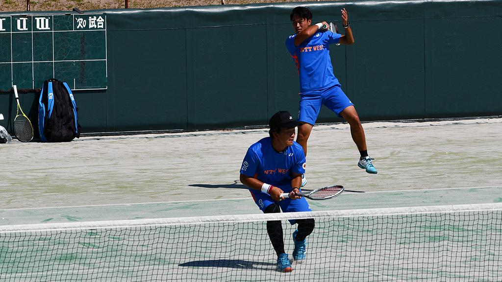 2019全日本社会人ソフトテニス選手権,船水広岡,NTT西日本