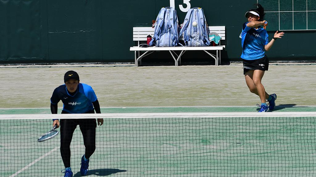 2019全日本社会人ソフトテニス選手権,中川阿部,ナガセケンコー