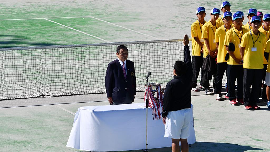 日本ソフトテニス連盟,安道光二会長,全日本社会人ソフトテニス選手権