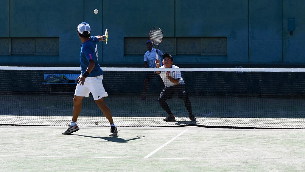 2019全日本社会人ソフトテニス選手権,所沢テニスクラブ(所沢TC),竹島荒川
