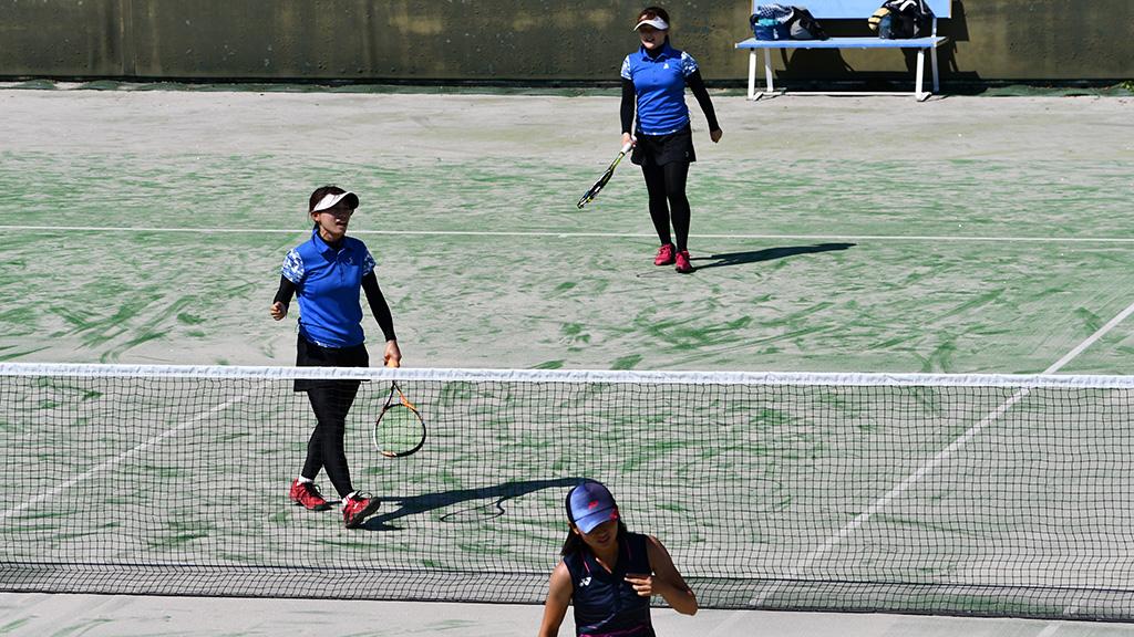 2019全日本社会人ソフトテニス選手権,一般女子,山形県総合運動公園テニスコート