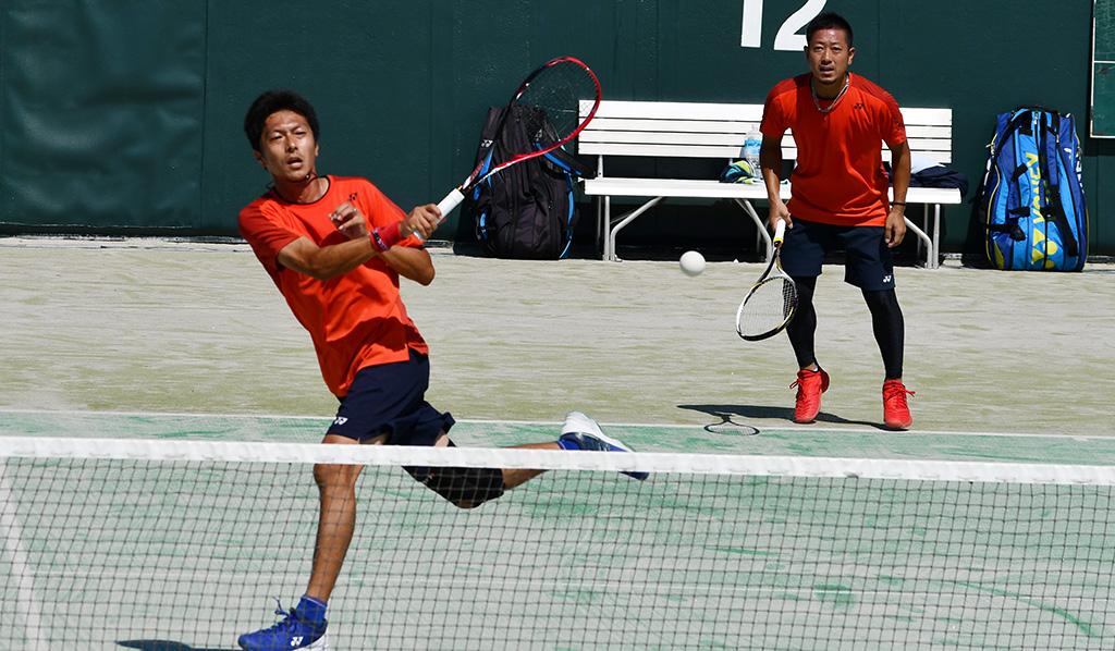 2019全日本社会人ソフトテニス選手権,林久野,宇部興産(山口県)