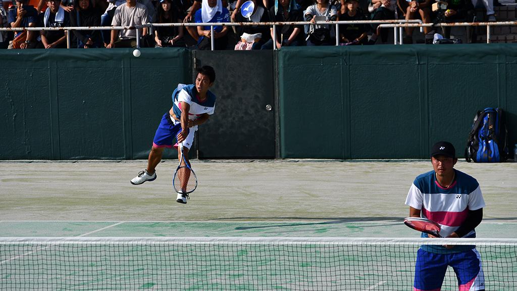 2019全日本社会人ソフトテニス 選手権,青木臼井,三菱電機