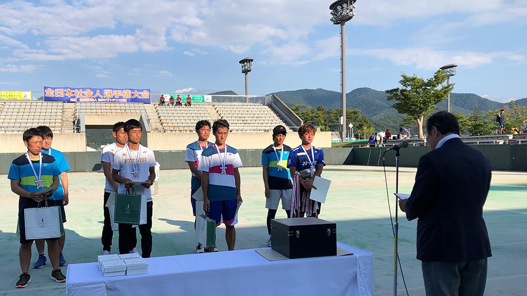 2019全日本社会人ソフトテニス選手権,全シャカ,上位入賞者