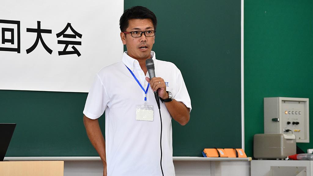 日本ソフトテニス研究会,浅川陽介