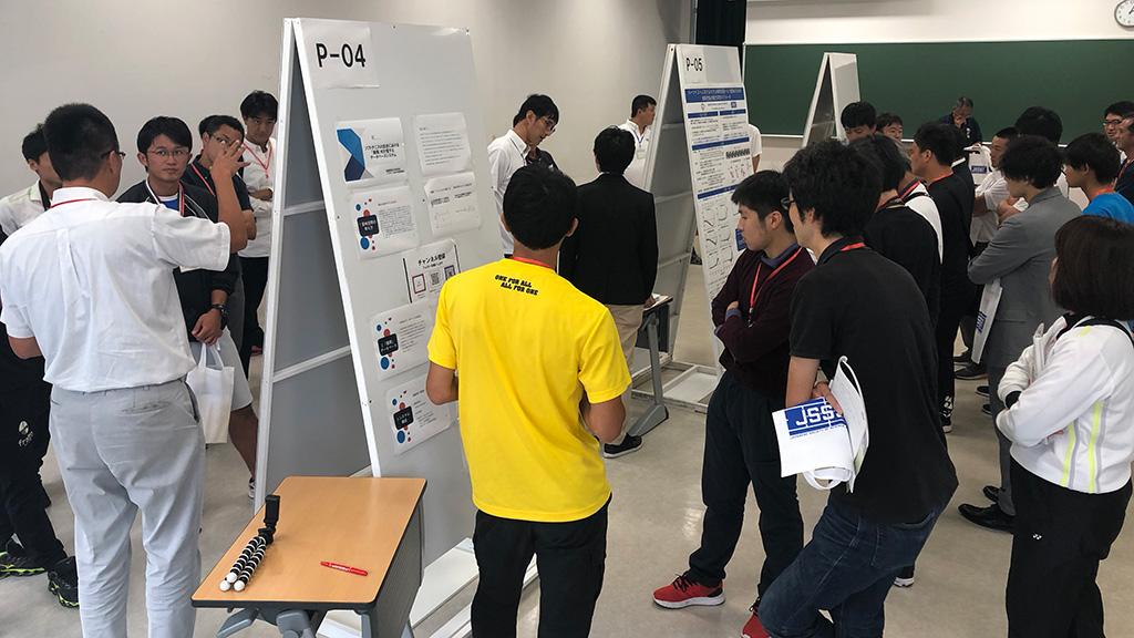 日本ソフトテニス研究会,JSSST,ポスター発表
