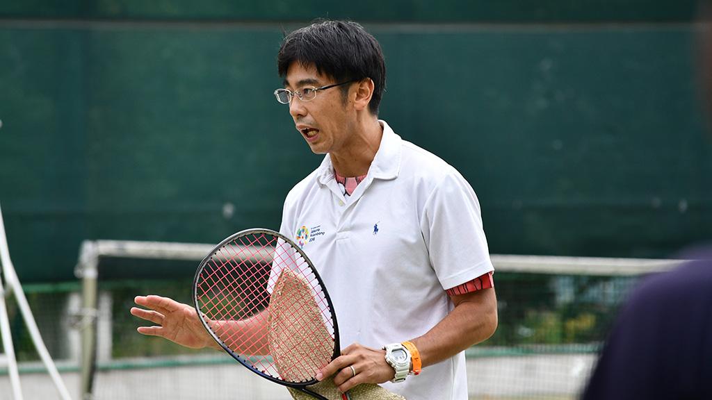 日本ソフトテニス研究会,高橋憲司