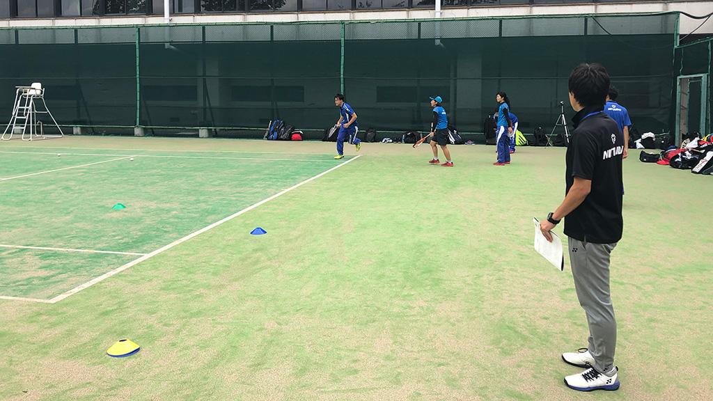 日本ソフトテニス研究会,心拍計,Polar