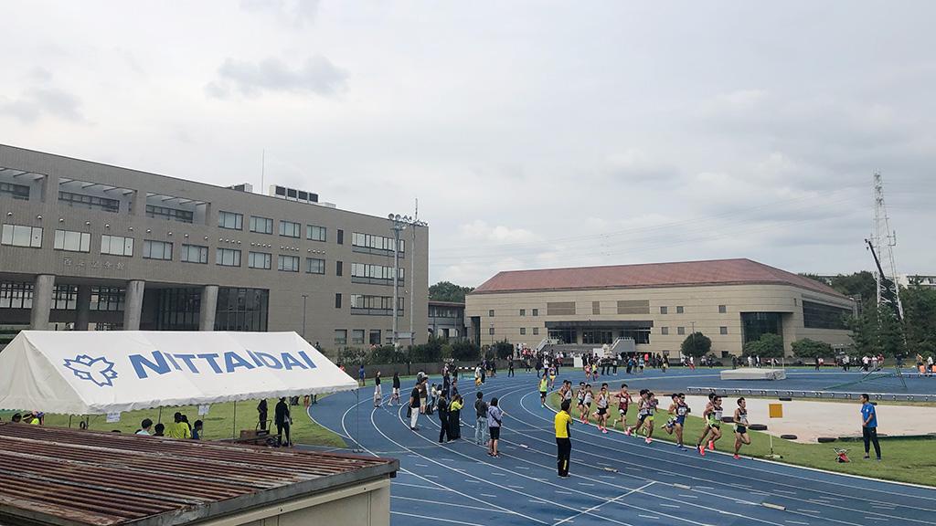 日本ソフトテニス研究会,日本体育大学健志台キャンパス