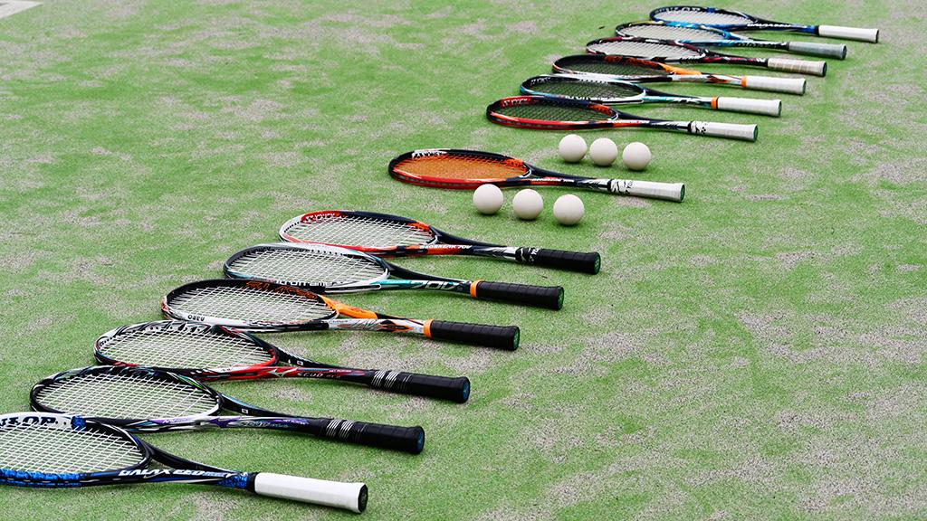 スポーツナロチャンネル,ラケット選び,ソフトテニスラケット