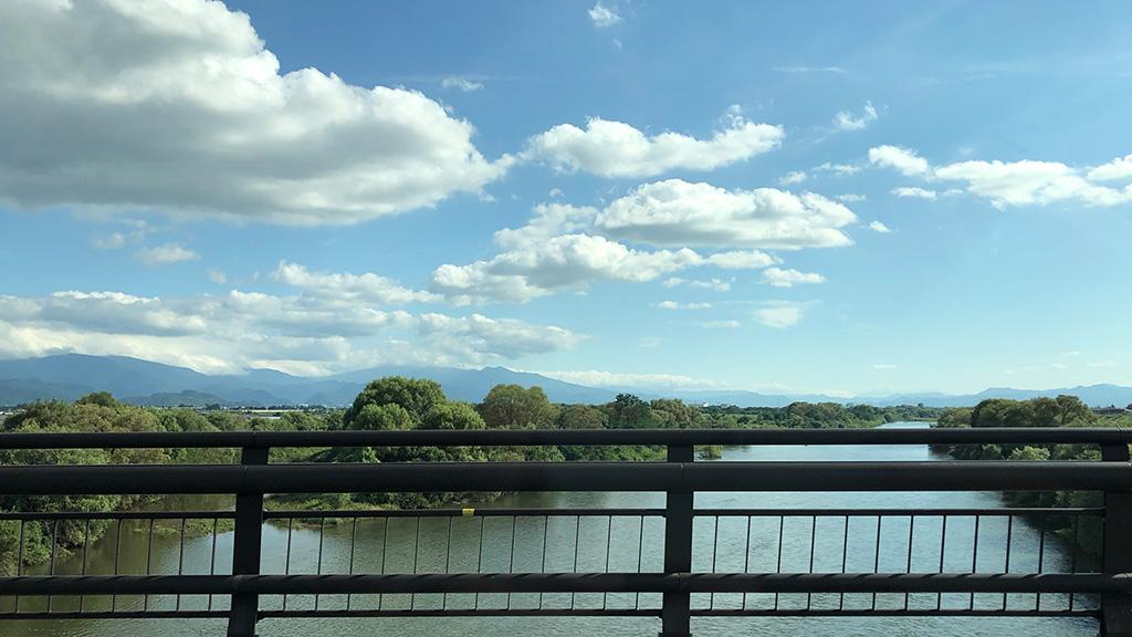 山形県,最上川