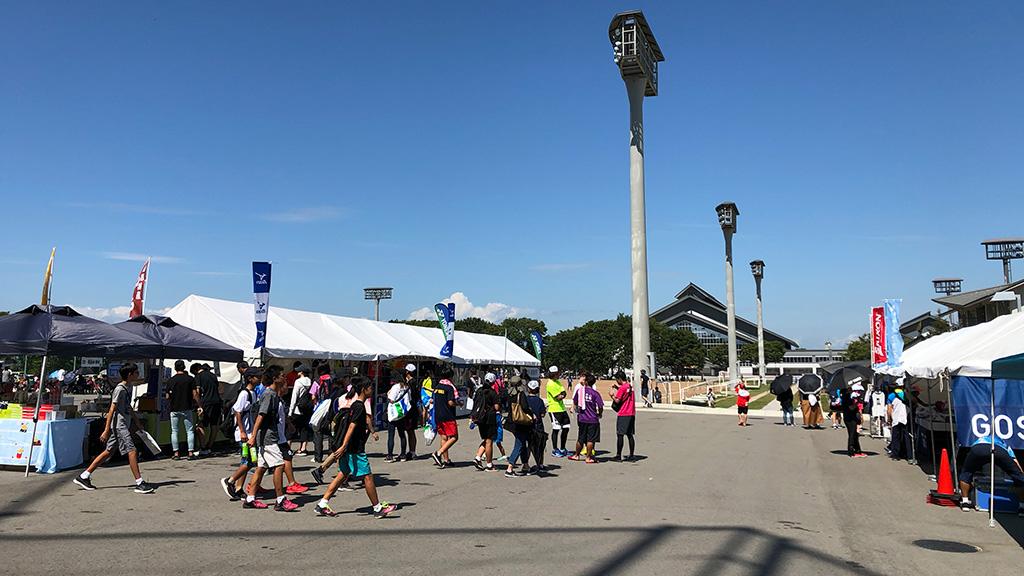 山形市総合スポーツセンター,全日本社会人ソフトテニス選手権