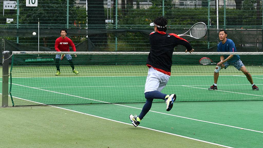 川崎市民ソフトテニス大会,小平クラブ,せせらぎクラブ
