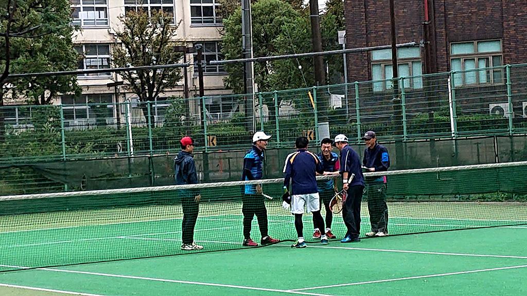 川崎市民ソフトテニス大会,武蔵小杉ソフトテニス練習会,所沢テニスクラブ
