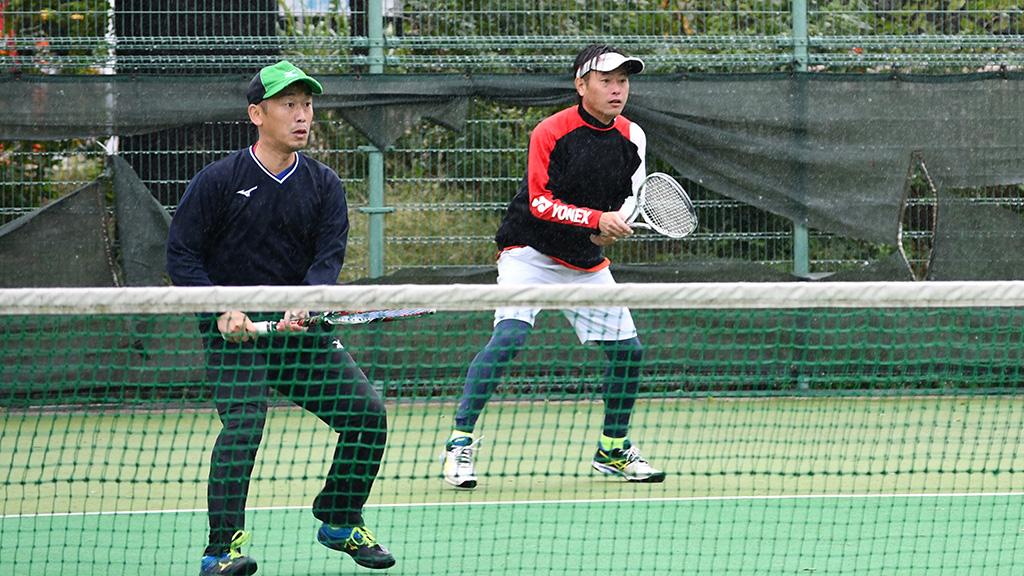川崎市民ソフトテニス大会,小平クラブ,若月組