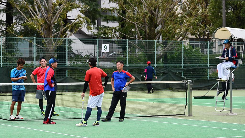 川崎市民ソフトテニス大会,小平クラブ,若月組,桜倶楽部