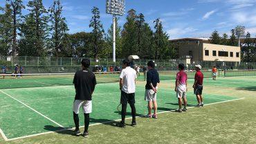 2019川崎市チーム対抗ソフトテニス大会,武蔵小杉ソフトテニス練習会,等々力テニスコート
