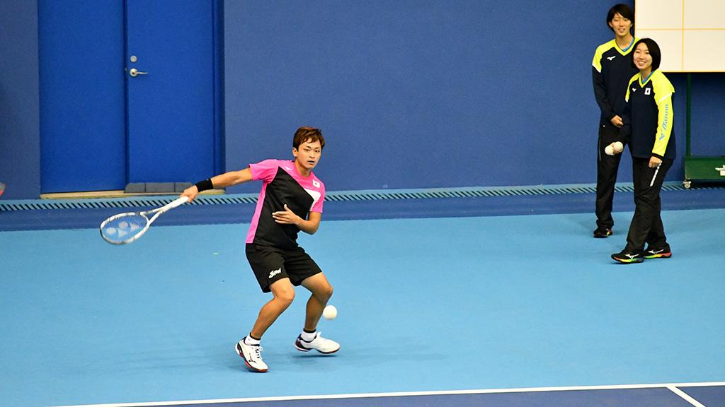 船水颯人,ソフトテニス日本代表,2019世界選手権in台州