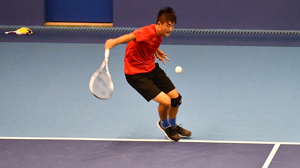 中国,個人戦シングルス,2019ソフトテニス世界選手権in台州