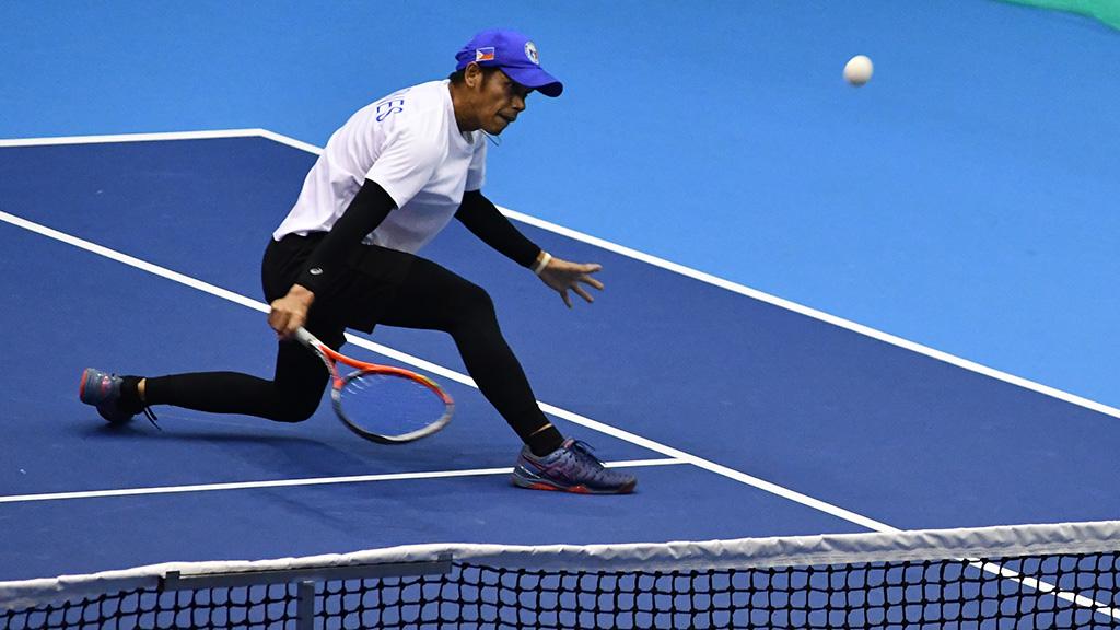 フィリピン,個人戦シングルス,2019ソフトテニス世界選手権in台州