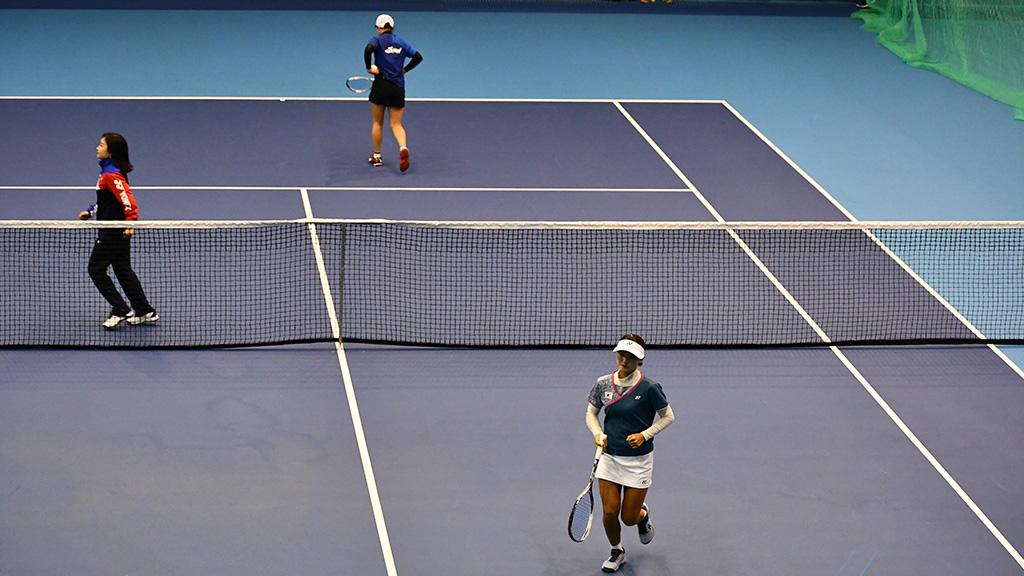 林田リコ,イ・ミンソン,ソフトテニス世界選手権シングルス