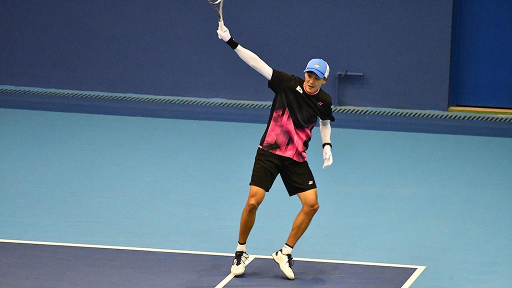ユン・ヒョンウク,韓国代表,2019ソフトテニス世界選手権in台州