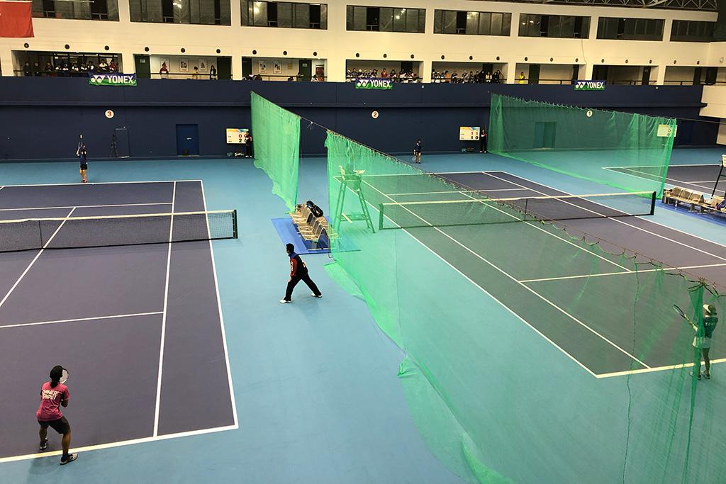 林田リコ,尾上胡桃,ソフトテニス世界選手権シングルス
