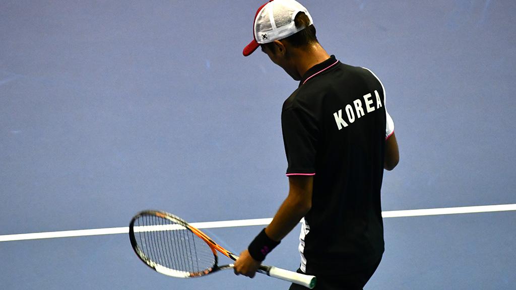 キム・ジヌン,韓国代表,2019ソフトテニス世界選手権in台州