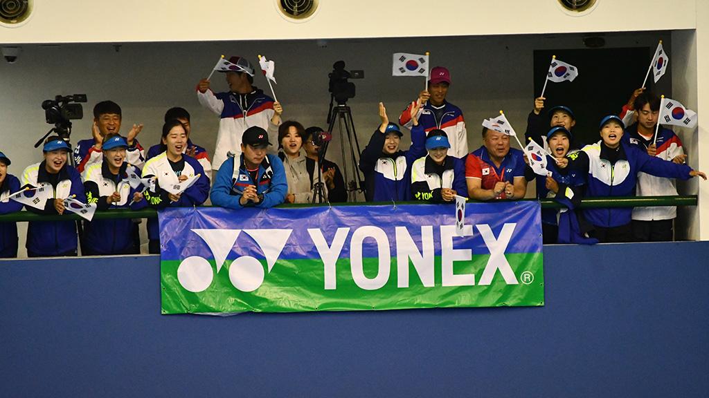 ソフトテニス韓国代表,2019世界選手権in台州