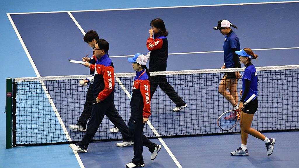 林田リコ,ソン・ジヨン,2019ソフトテニス世界選手権
