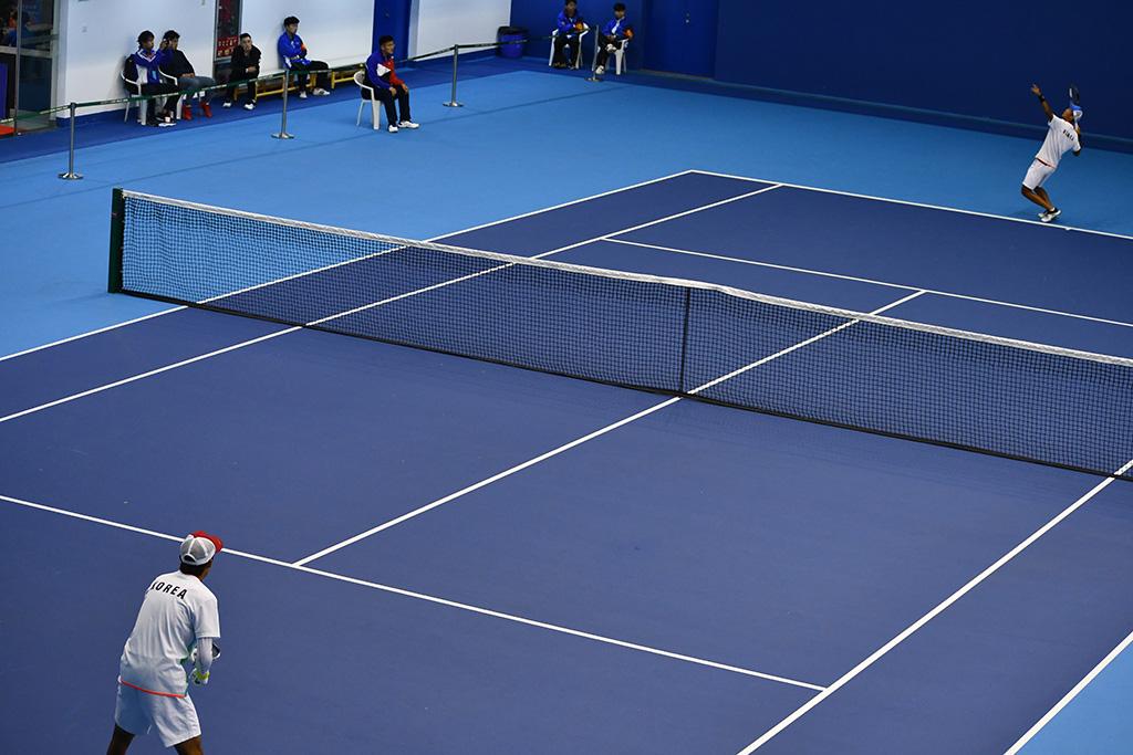 キム・ジヌン,ユン・ヒョンウク,2019ソフトテニス世界選手権