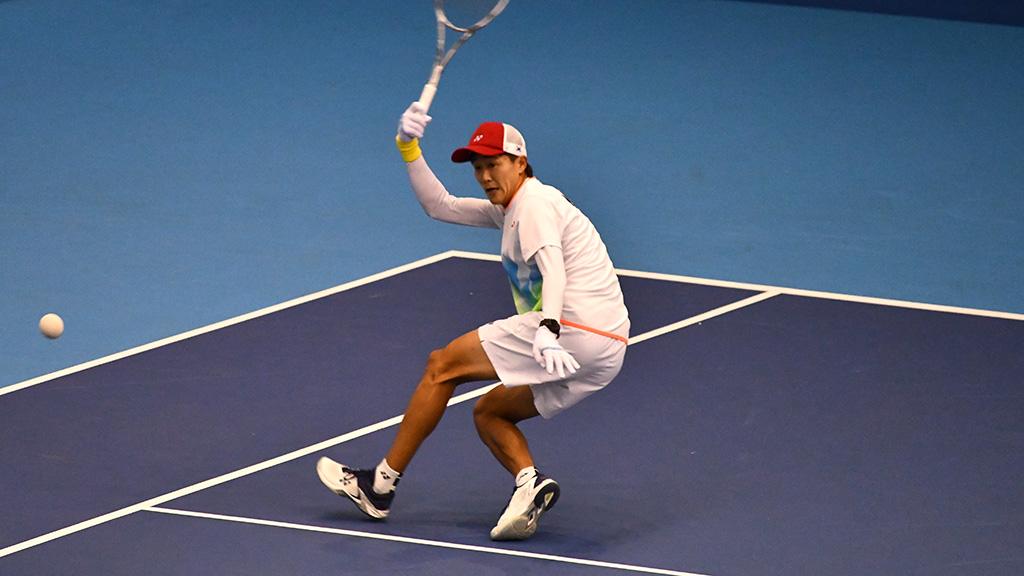 ユン・ヒョンウク,ソフトテニス韓国代表,2019世界選手権in台州