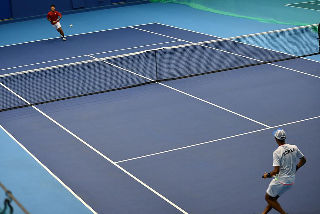 NIU JUDA,キム・ジヌン,2019ソフトテニス世界選手権